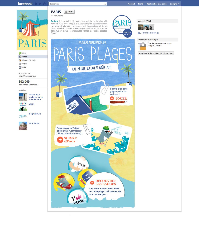 Paris Plages 2011