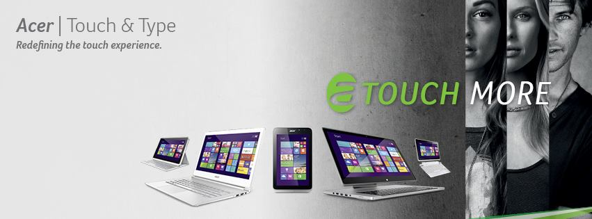 Acer : A Touch More