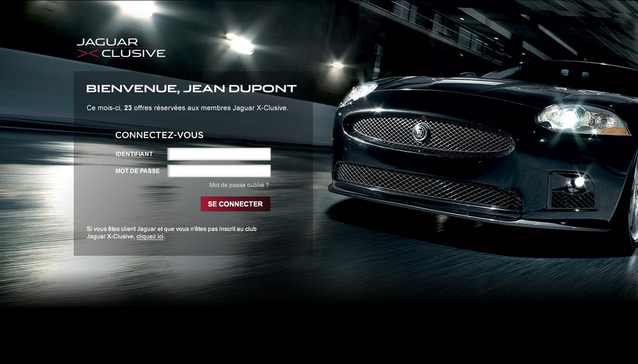 Jaguar CRM