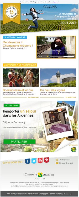Champagne-Ardenne Tourisme
